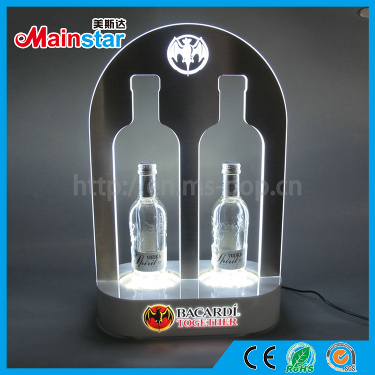 MS-BA012/ Bottle display holder