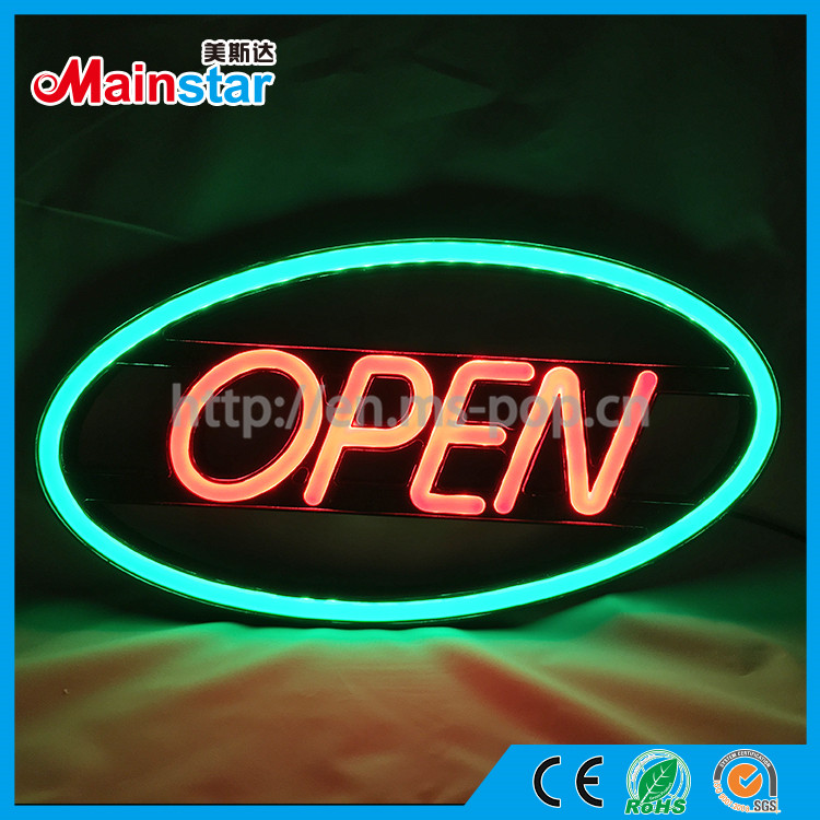 MS-LB037/ open neon sign